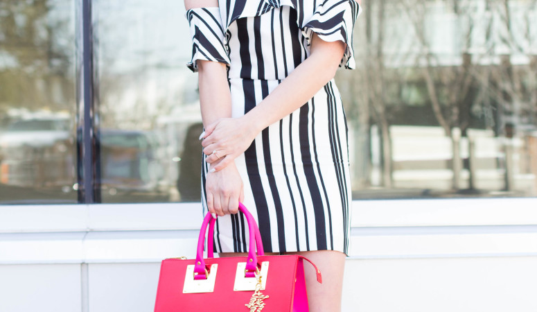 Stripes + Ruffles