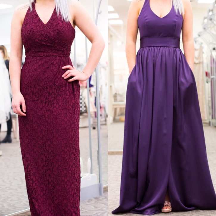 2016 Bridesmaid Dress Trends - Over My Styled Body