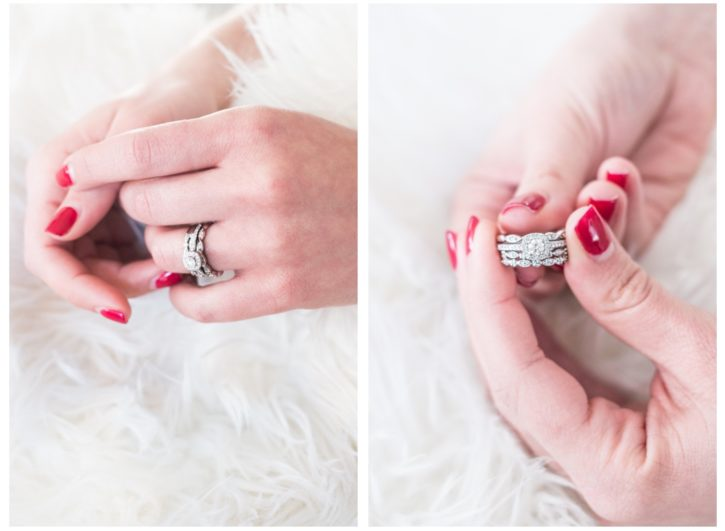 How To Stack Your Wedding Rings Like A Pro