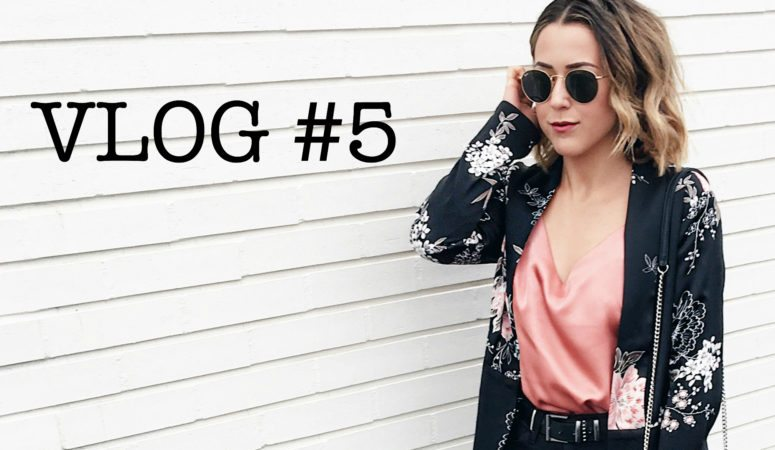 VLOG 5 | Why I Took A Mini Break From Vlogging