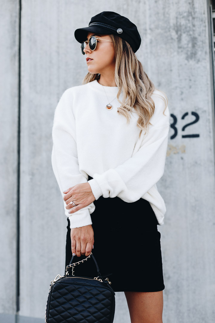 H&M Fall Transitional Look