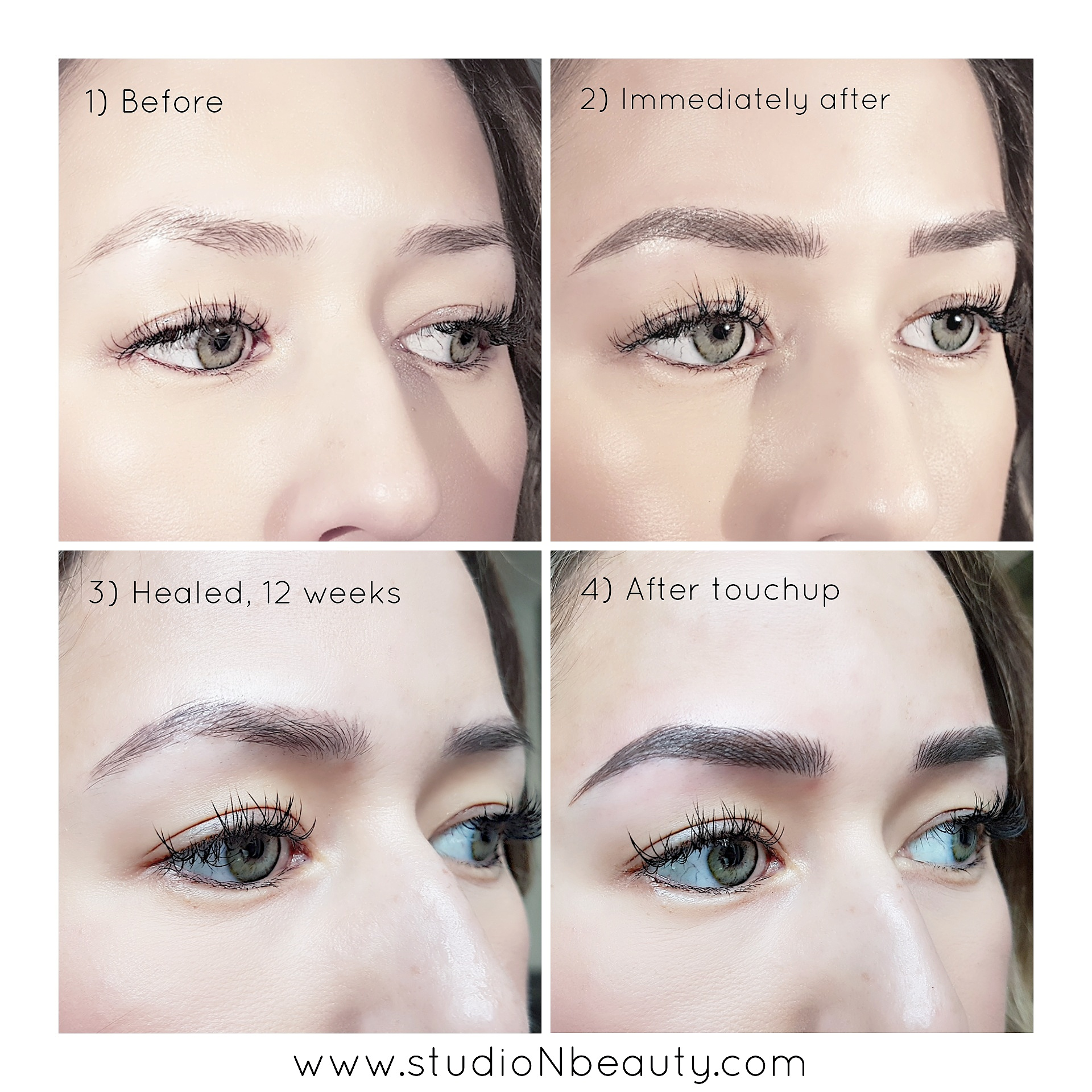 Hello Brows! My Microblading Experience - Over My Styled Body